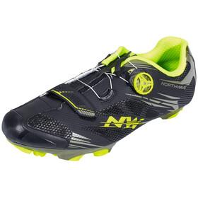 Northwave Scorpius 2 Plus schoenen Heren geel/zwart